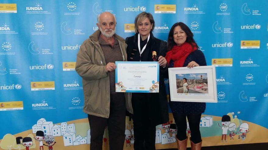Camargo recibe el reconocimiento de UNICEF como Ciudad Amiga de la Infancia