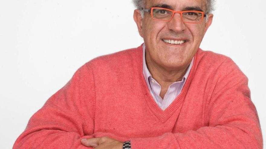 El periodista y escritor Fermín Goñi.