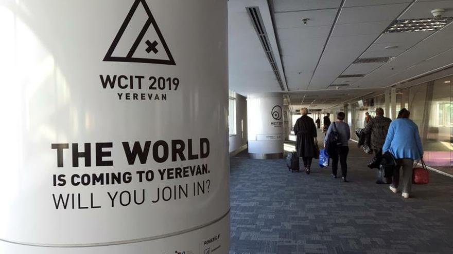 """Armenia se promociona como el """"Silicon Valley"""" del Cáucaso en el WCIT 2019"""