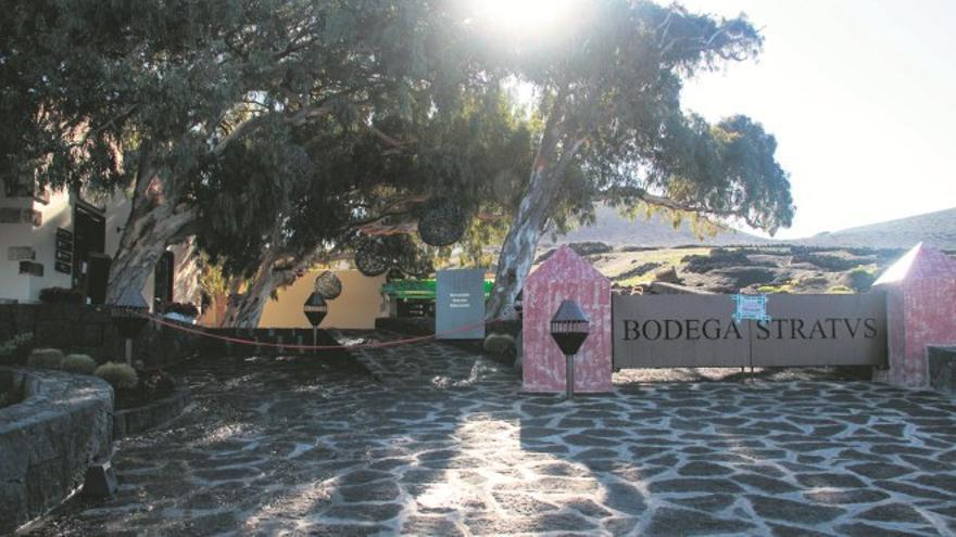 Bodega Stravs. Foto Diario de Lanzarote