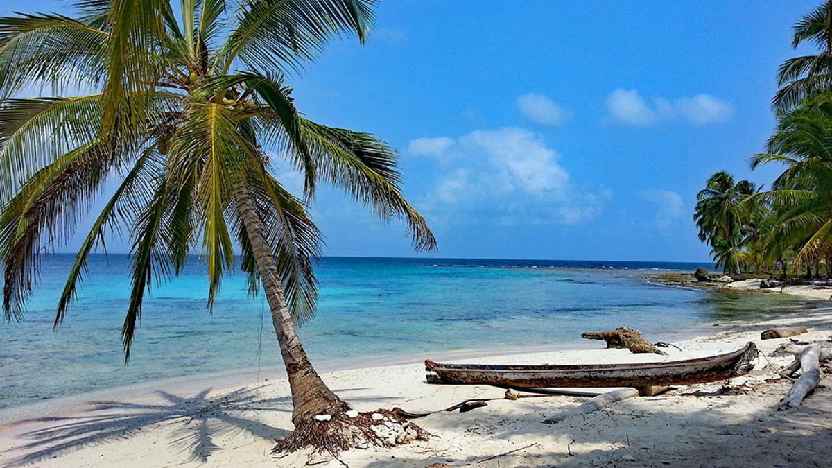 Guna Yala y sus islas paradisiacas.