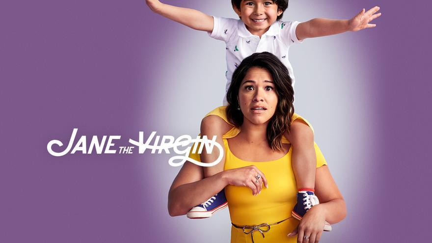 Imagen promocional de 'Jane the virgin'.  TM & © 2017 CBS Studios Inc. All Rights Reserved.