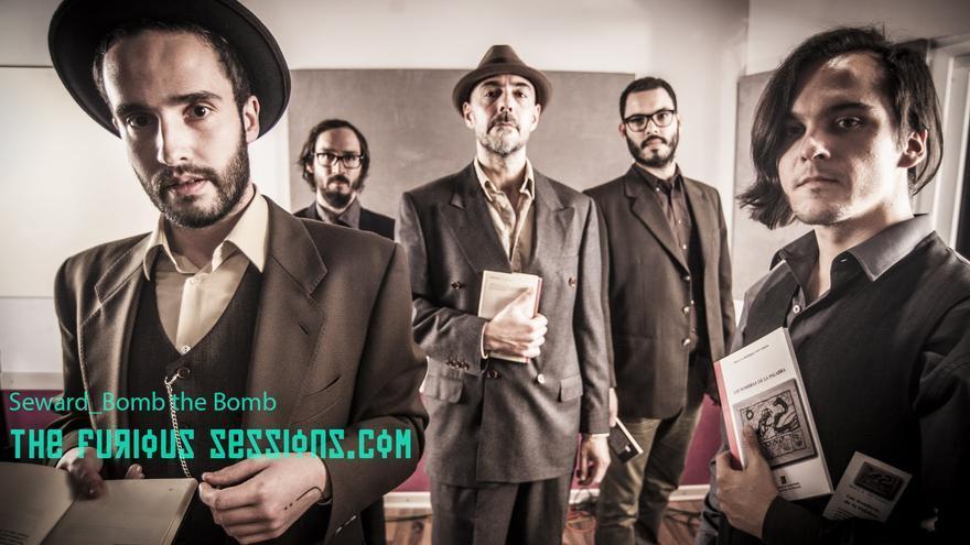 La banda Seward, del portavoz Pablo Schvarzman