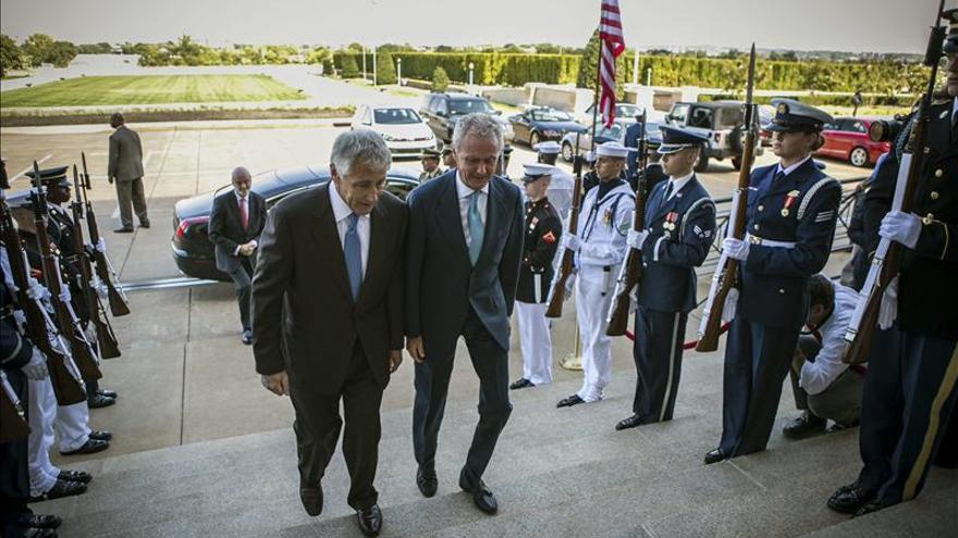 España dice que EE.UU. no le ha pedido ayuda militar para atacar a Siria