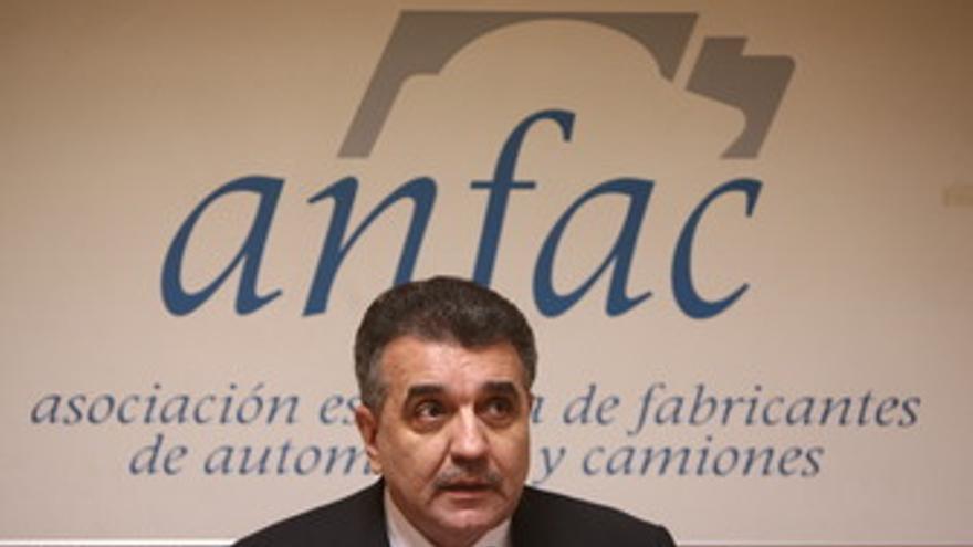 Presidente de la Asociación Española de Fabricantes de Automóviles y Camiones (A