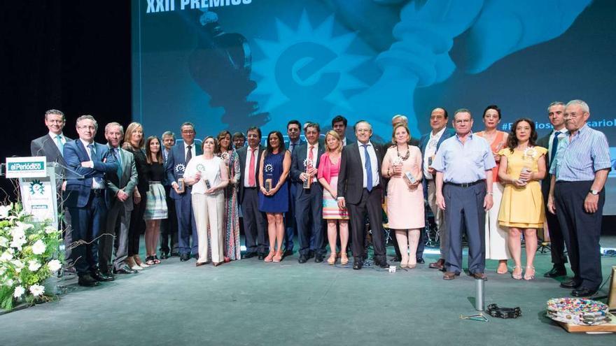premios El Periodico Extremadura