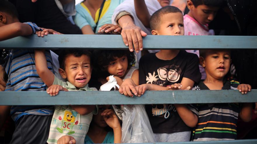 Miles de niños y niñas refugiados de Palestina necesitan los recursos de UNRWA para tener un futuro.