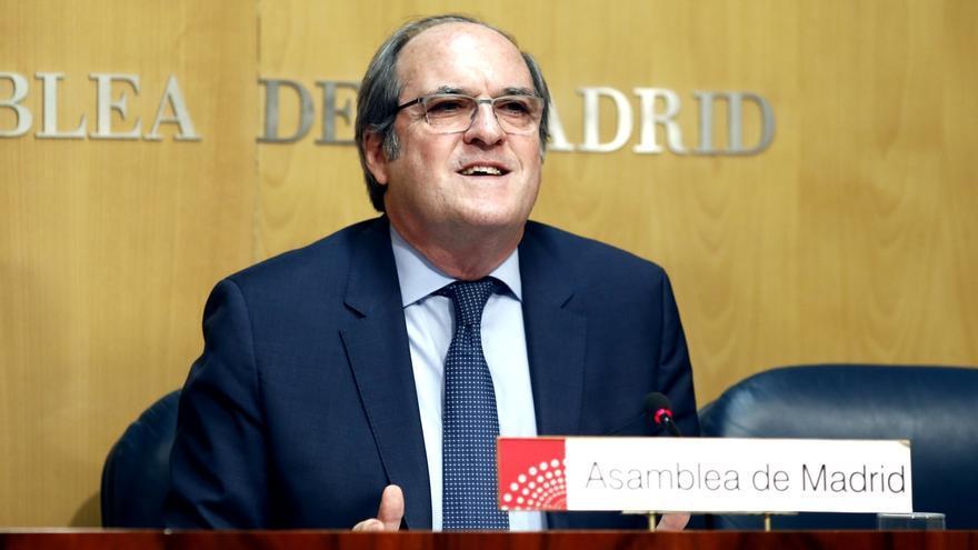 """Gabilondo no sabe dónde estará en 2019 pero aclara que le gusta más la """"gestión"""" de la Comunidad que la del Ayuntamiento"""