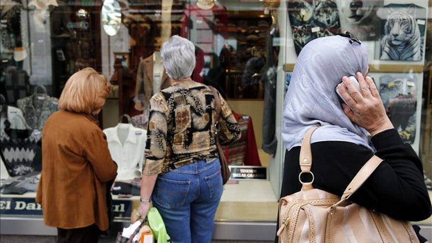 Las ventas al por menor suben un 0,5 por ciento en noviembre