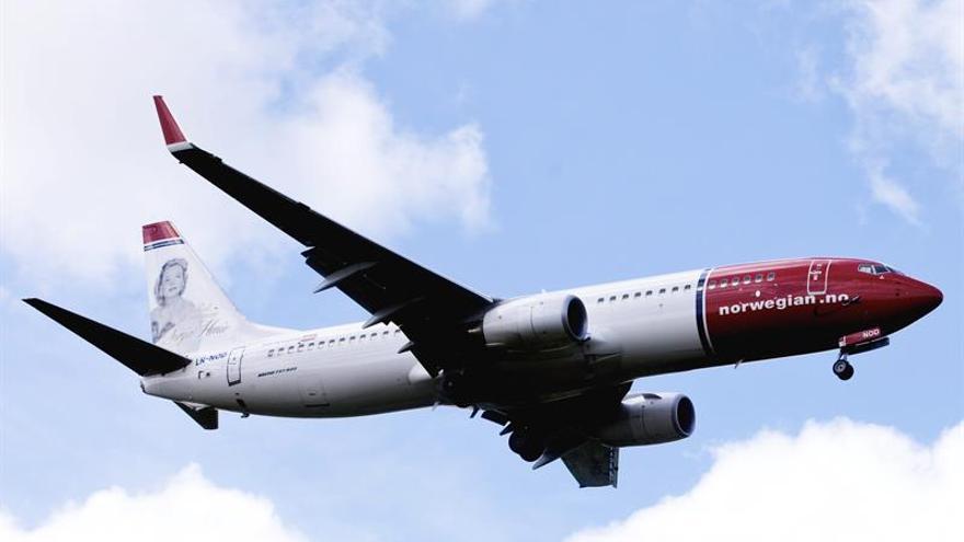 La aerolínea europea Norwegian Airlines busca nuevos trabajadores en Argentina