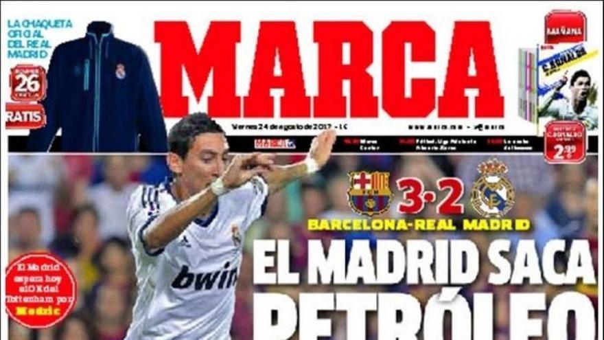 De las portadas del día (24/08/2012) #12