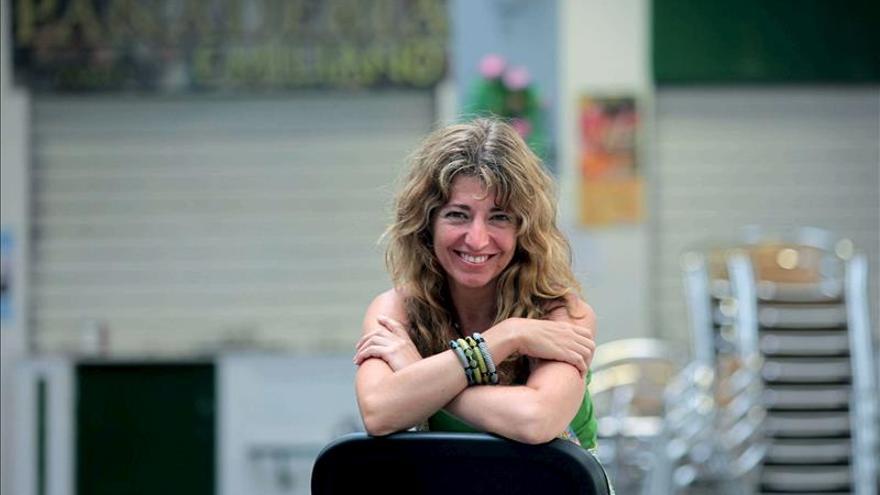 Inés París vuelve al largometraje con una comedia hecha para Belén Rueda
