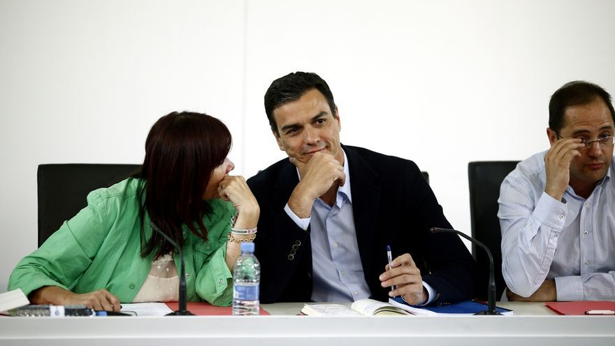 """El PSOE tiende la mano a todos los que quieran """"entenderse"""" y respeten los principios socialistas"""
