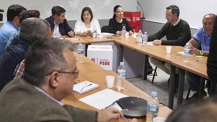 Reunión de la Ejecutiva regional del PSOE, este lunes en Santa Cruz