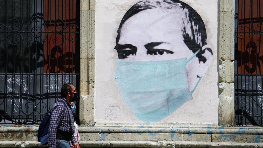 Arte urbano durante la pandemia