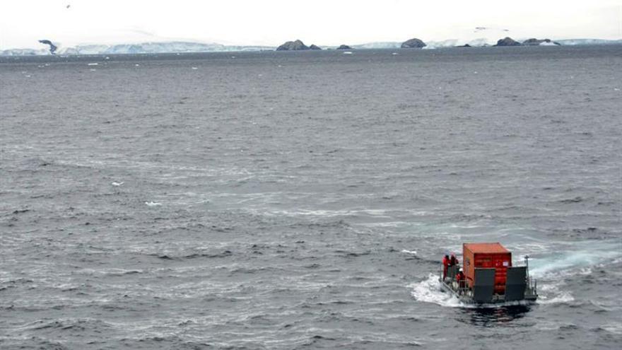 Antártida tendrá la primera plataforma que mide la capa de ozono y el cambio climático
