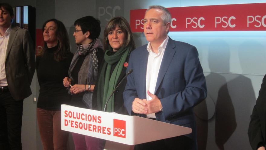 """Navarro acusa a Junqueras de """"mala práctica"""" por querer fichar a socialistas para ERC"""