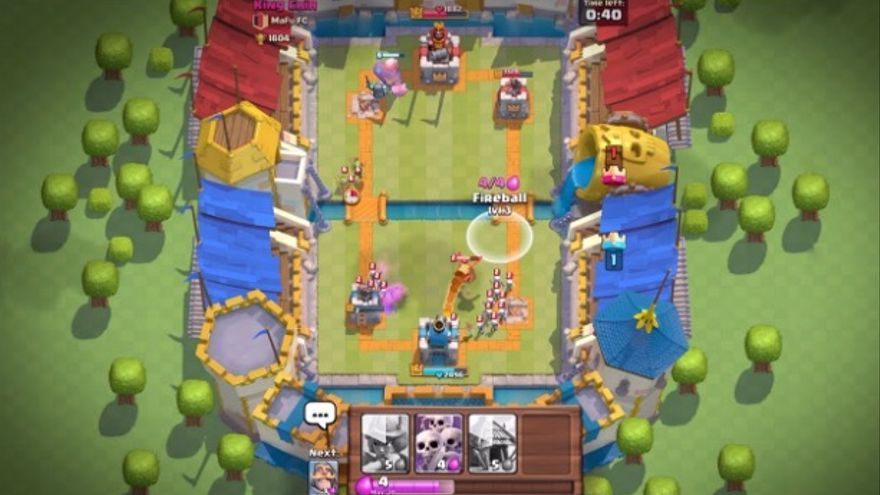 Clash Royale / Ping