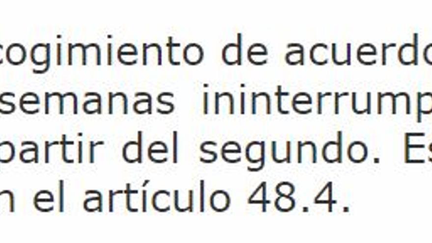 Artículo 1 de la Ley 9/2009