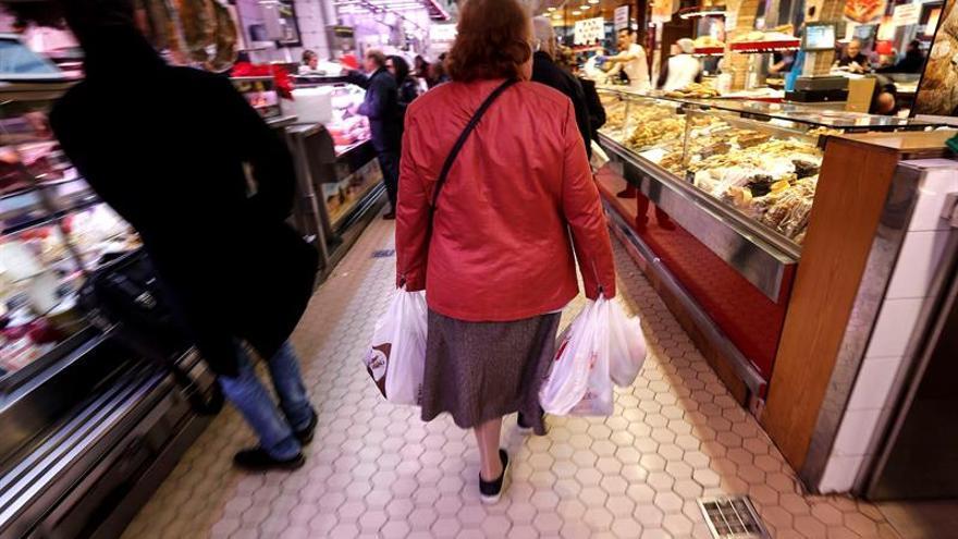 La inflación interanual en la OCDE se ralentiza al 2,3 por ciento en diciembre
