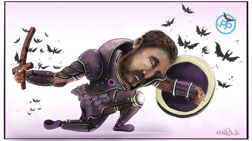 `El agosto de los políticos´: Don Quijote de la Vega