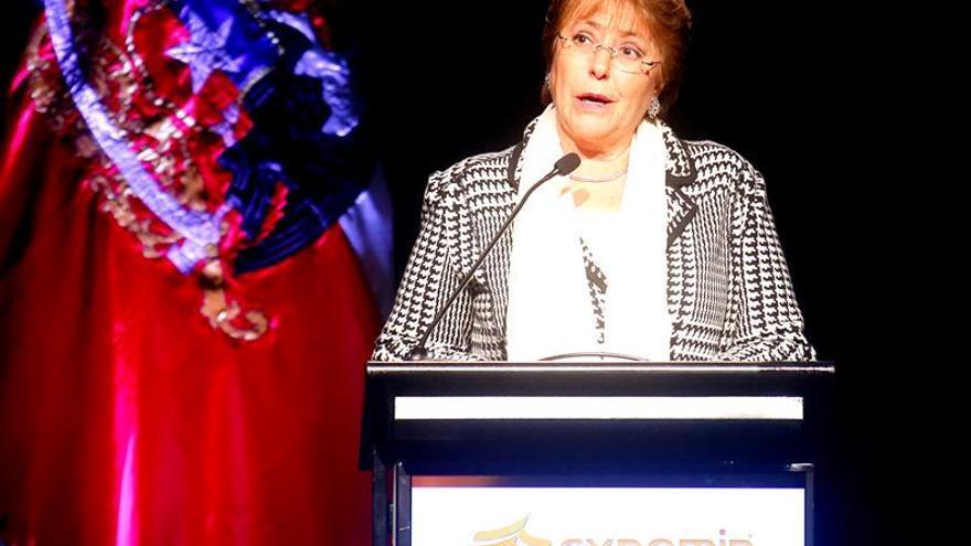 Bachelet agradece a Organización Democristiana de América defensa de DD.HH.