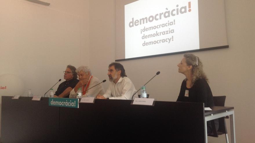 """Cuixart (Òmnium) cree que el control estatal de Mossos prueba la """"suspensión automática de la autonomía"""""""