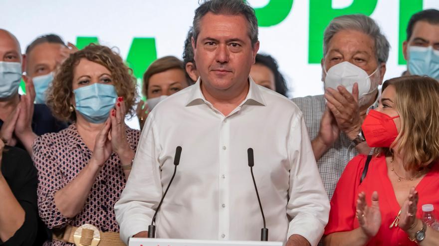 Espadas anuncia que se presentará al cargo de secretario general del PSOE-A