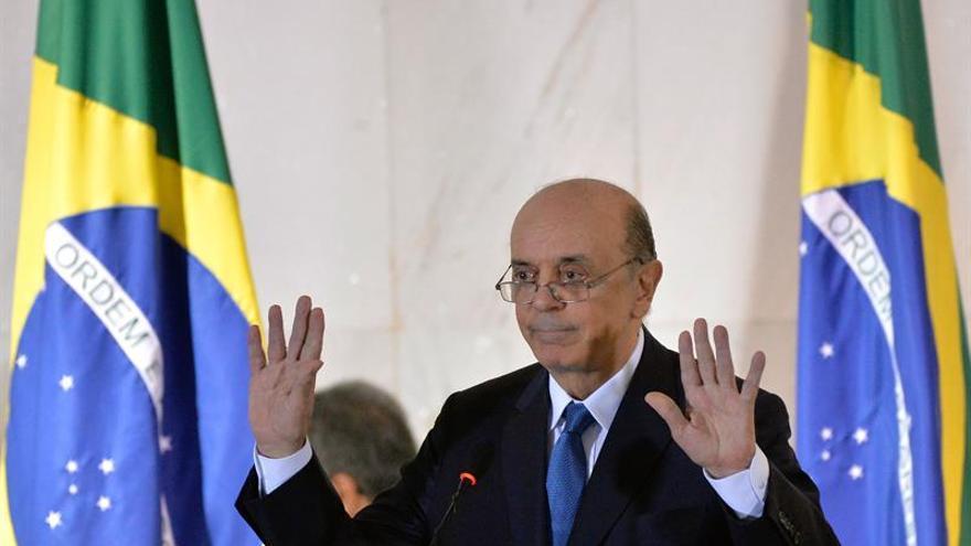 El nuevo canciller brasileño apuesta por un acercamiento comercial a EE.UU.