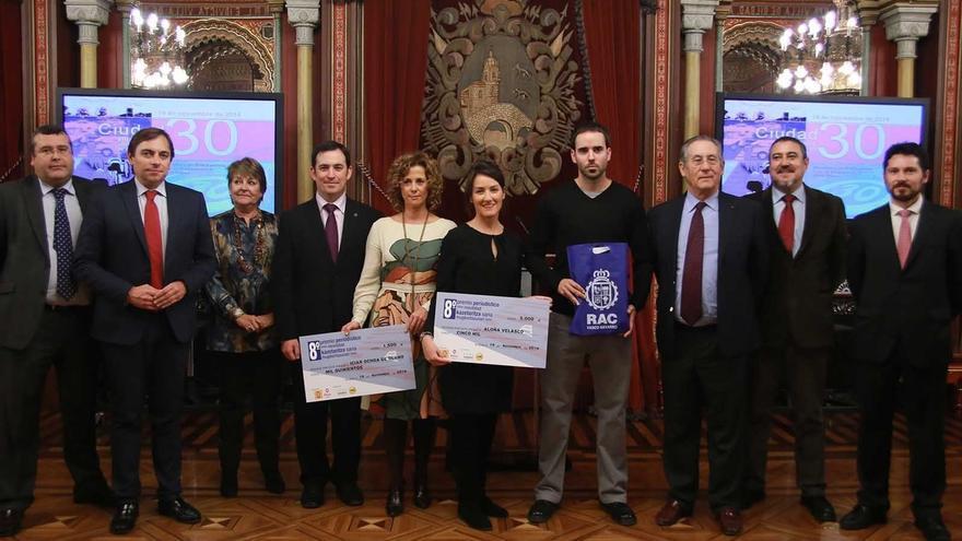 Aloña Velasco, Iciar Ochoa y Mariví Salvo, galardonadas en el VIII Premio Periodístico Sobre Movilidad