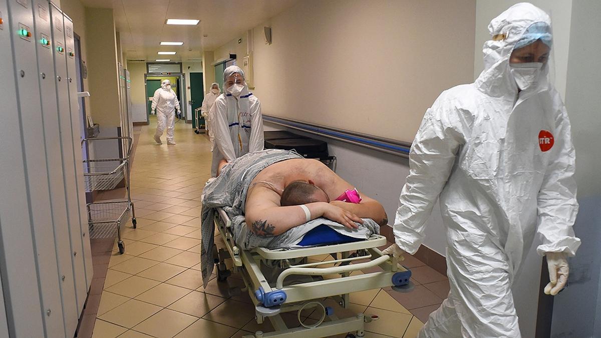 En Europa se registra un descenso de los casos de Covid-19, sin embargo crece el número de muertes.