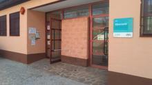 Centro de Salud de Albarracín.