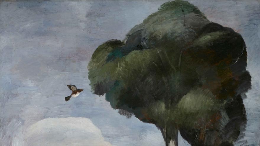 André Derain Le Joueur de cornemuse [El gaitero], 1910-1911