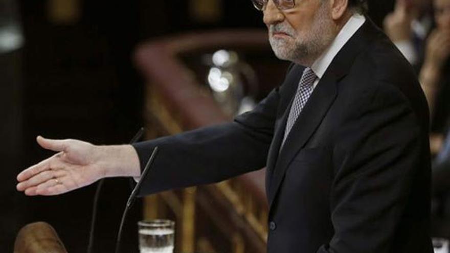 Mariano Rajoy, presidente del Gobierno. (EFE)