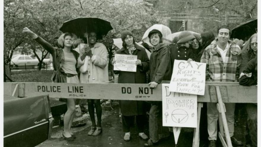 Marsha P. Johnson y Sylvia Rivera Carne Cruda