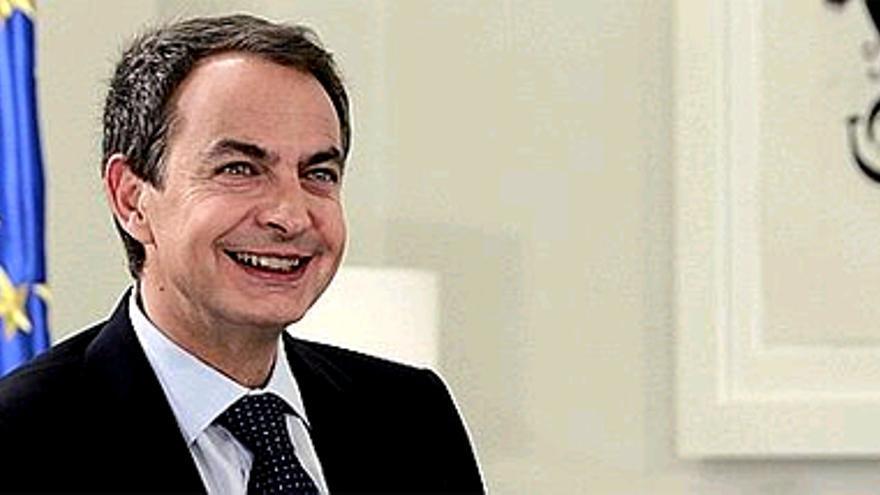 Zapatero tampoco altera ayer el prime time de Veo7