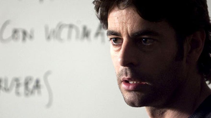 Noriega de 'Homicidios' y el 'Marco' de Antena 3, sin premio con la audiencia pero sí en los Zapping