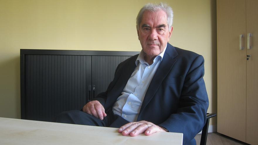 """Ernest Maragall (NECat) cree que la querella va en contra """"de todos los catalanes"""""""