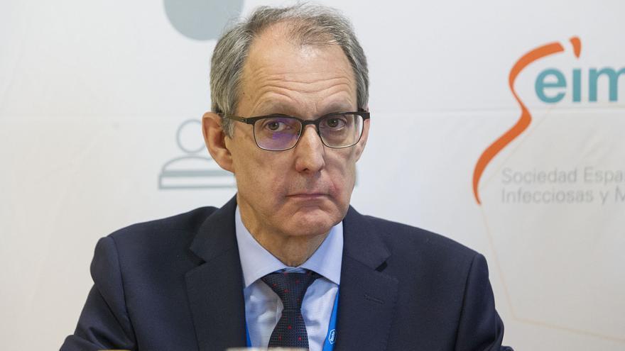 Rafael Cantón, presidente de la Sociedad de Microbiología