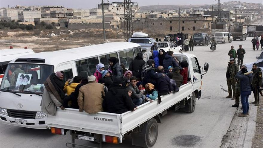 El líder del ELS asegura que los rebeldes no abandonarán Alepo