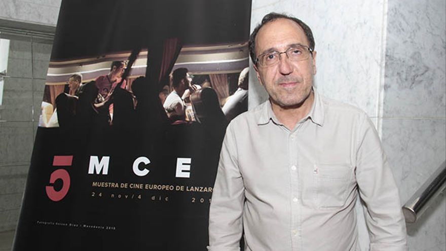 El cineasta Abbas Fahdel