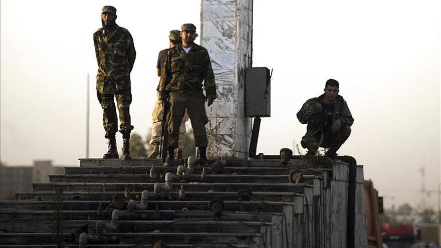 """Liberado el """"número dos"""" de los servicios de inteligencia libia"""