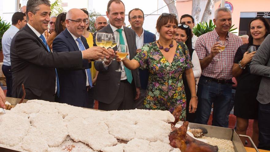 Inauguración de la Feria del Sureste 2017