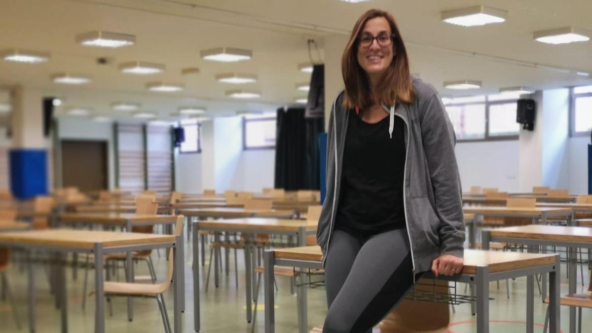 Mairena Sánchéz López, investigadora y profesora de la UCLM