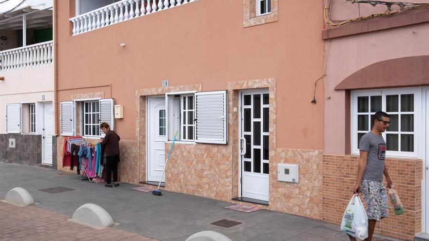 Pueblo marinero de Giniginamar (Fuerteventura)