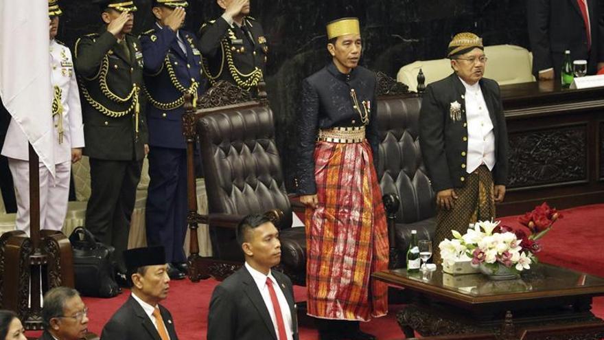 El presidente indonesio aboga por proteger la diversidad y reducir la desigualdad