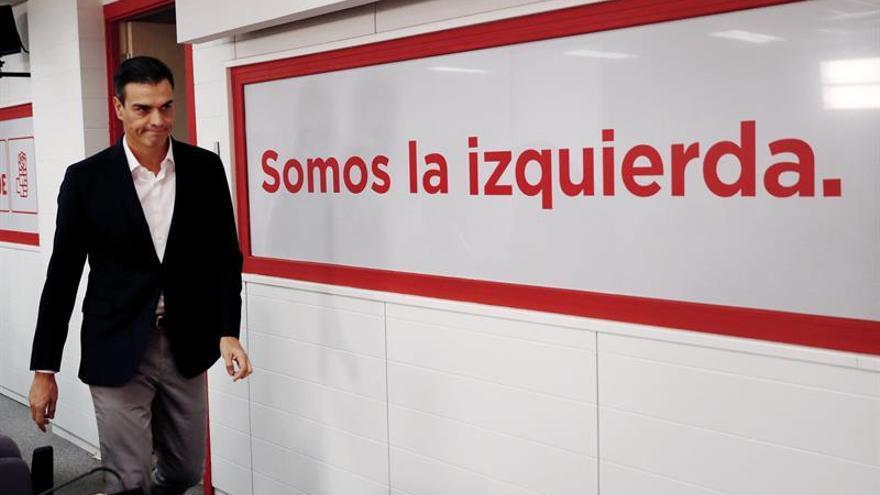 """Sánchez expresa su """"más profundo rechazo"""" a la declaración de independencia"""