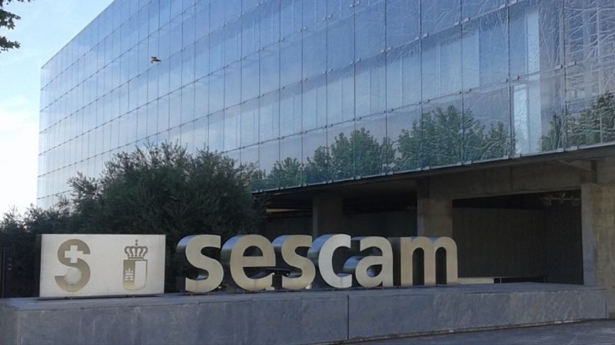 Sede central del SESCAM,en Toledo
