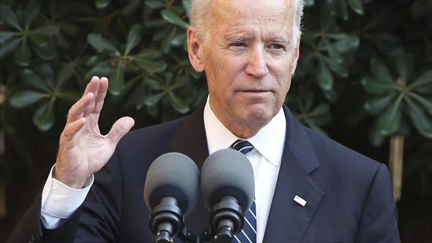 Biden dice que el Senado seguirá en manos demócratas pese a los pronósticos