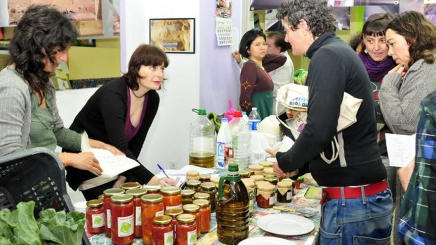 La moneda social del barrio del Pumarejo en Sevilla ha celebrado recientemente su primer aniversario